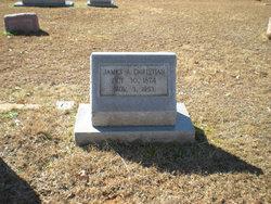 James Albert Christian