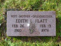Edith <i>Haws</i> Flatt