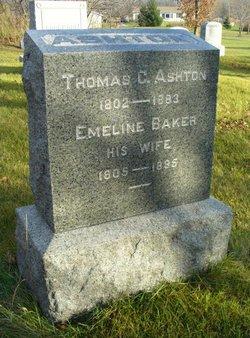 Emeline <i>Baker</i> Ashton