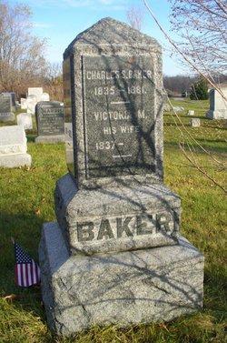 Victoria M Baker