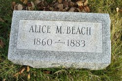 Alice M Beach