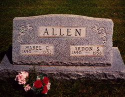 Mabel Clair Allen