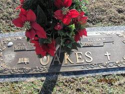 Rev Buddy Eugene Oakes