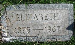 Elizabeth <i>McCracken</i> Bell