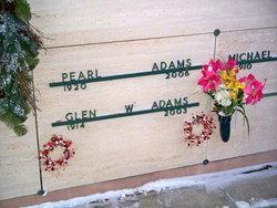 Glen W Adams