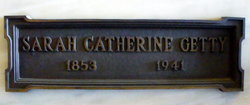 Sarah Catherine McPherson <i>Risher</i> Getty