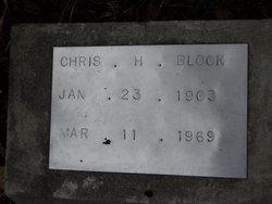 Chris H Block