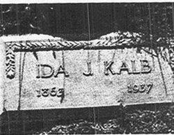 Ida Jane Kalb