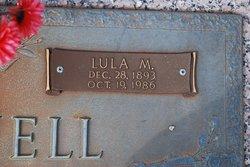 Lula Mae <i>Lee</i> Caldwell