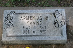 Armenias H Evans