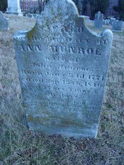 Ann Munroe