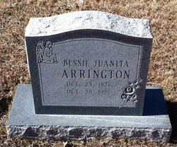 Bessie Juanita Arrington