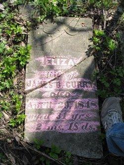 Eliza <i>Merriss</i> Curry
