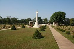 Thanbyuzayat War Cemetery