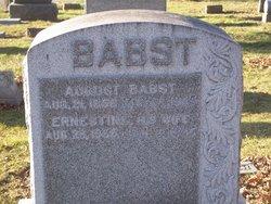 August Friedrich Wilhelm Babst
