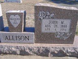 John M Allison