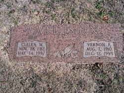 Vernon F Allison