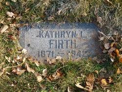 Kathryn Ellen Katie <i>Odekirk</i> Firth