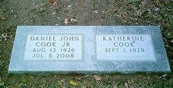 Daniel John Dan Cook, Jr