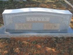 Inez <i>Trent</i> Allyn