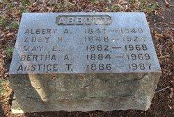 Bertha A. Abbott
