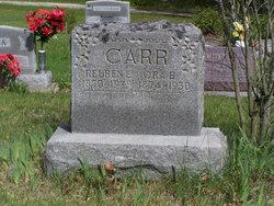 Reuben E Carr