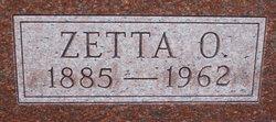 Zetta Olive <i>Kinnick</i> Calvert