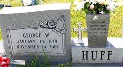 George W Huff