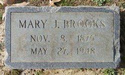 Mary Jane <i>Souther</i> Brooks