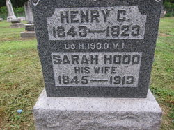 Sarah Anne <i>Hood</i> Bell