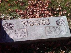 Harley F Woods
