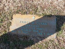 James Delbert Clark