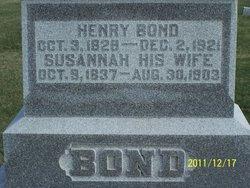 Henry Bond