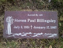 Steven Paul Billingsley