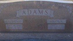 Louise W Adams