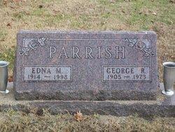 Edna M. Parrish