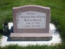 Shanna Dee <i>Hatch</i> Black