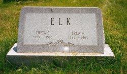 Theta C <i>Gilmore</i> Elk