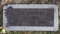 Alexander Franklin Whiteley