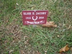 Elsie E. Jacoby