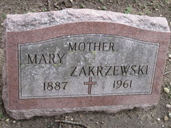Mary Zakrzewski