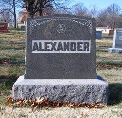 Alice <i>Clemens</i> Alexander
