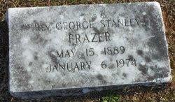 Rev George Stanley Frazer