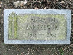 Anna M. Zakrzewski