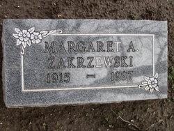 Margaret A. Zakrzewski