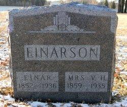 Mrs V. H. Einarson