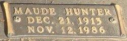 Maude Irvine <i>Hunter</i> Skidmore