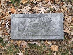 Joyce <i>Browning</i> Allen