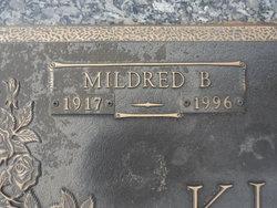 Mildred Bundrick Kinard