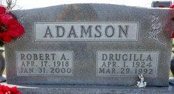 Drucilla <i>Parish</i> Adamson